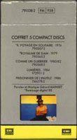 coffret 5 cd 1988